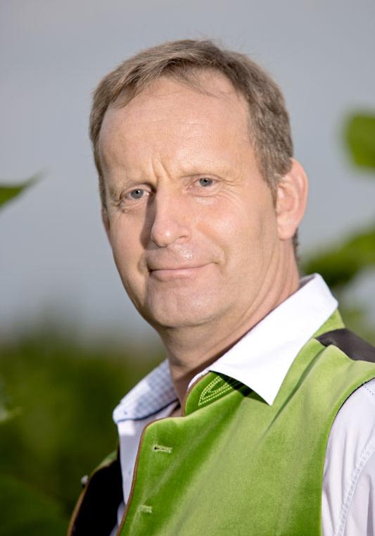 Wolfgang Ruther, Vorsitzender, Hopfenpflanzerverband, Tettnang
